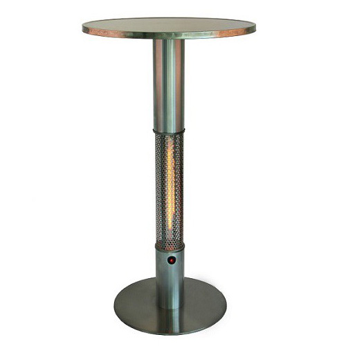 Tafel heaters