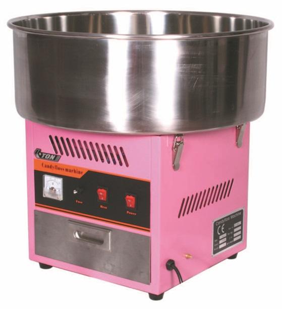 Suikerspin machine