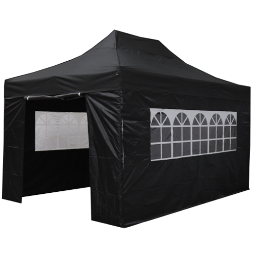 Easy up partytent 3 x 4,5